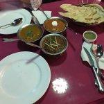 Kali Mirch (black pepper) Indian Cuisine Foto