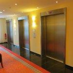 Vorraum Aufzug