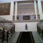 Descanso de la escalera Palacio Ferreira