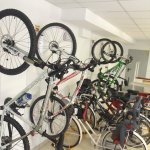 Lovely swimming pool and Bike room