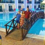 Ocean Blue High Class Hotel Foto