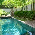 Photo de Hu'u Villas Bali