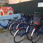 Велосипеды отеля в наличии