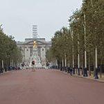 The Mall mit Buckingham Palace im Hintergrund