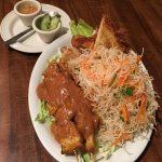 Delicious Thai food, tastiest Thai in town !!! 😋