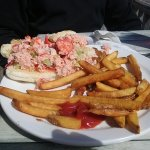Lobster Roll at Governors