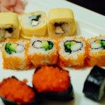 Magic of Sushi
