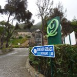Entrance to Quinta De Serrado