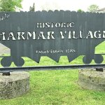 welcome to historic harmar village