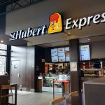 St. Hubert Express logo