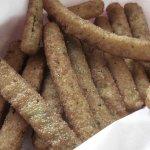 Hoyett's Fried Zucchini