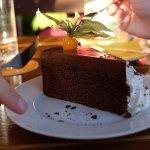 עוגת שוקולד נפלאה טבעונית