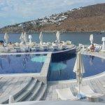 Foto de Petasos Town Hotel