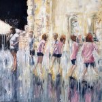 Figurative, Abstracts and Cityscapes by Rupert Cefai (Maltese)