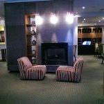 Lobby opposite the front desk