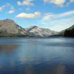 Foto de Upper Waterton Lake