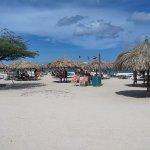 Eagle Beach at La Cabana