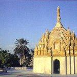 Hindu temple in Bandar Abbas