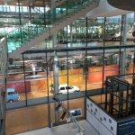 Die Gläserne Manufaktur von Volkswagen Foto