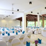 Our function centre can host around 150 guests.