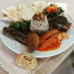 "Exquisita ""bandeja mixta arabe"""