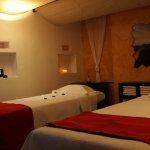 Ven con tu pareja y disfruten juntos de una gran experiencia en nuestra cabina especial.