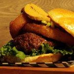 Burger gagnant du burgerweek 2014