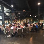 Dow Diamond, a great place for a wedding location. Plenty of room for eating, dancing, and pics.