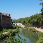 vue du pont Fabricio