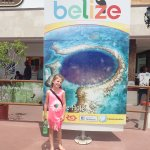 Welcome to Belize Sign