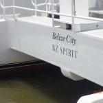 Belize Tender Boat....