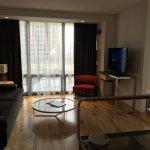 Park Suite living room