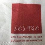 Restaurant Lesage Foto