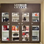 From Board Games to Blenders, we have many items you can borrow from our Lending Locker!