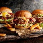 Burger Lineup