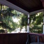 Pikes Peak Suit Balcony