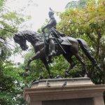 Estatua de Bolivar