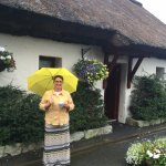 Cloch na Scith Thatched Cottage Foto