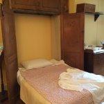 Butler's foldaway bed