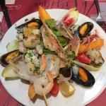 salade du pécheur : une merveille