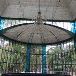 Interior do Palácio de Cristal