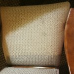 Arm chair stains