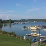 View of Tellico Lake from Tanasi Grill