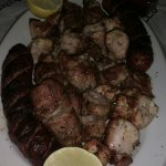 Meat platter - huge!