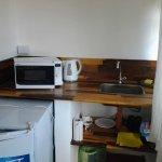 Pequeño equipamiento suites Hortensia y Lirio