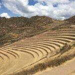 Terrazas Agricolas Periodo Inca