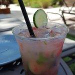 Nicky's Watermelon Cucumber Lemonade