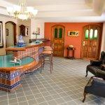Sala y Bar Suite Presidencial