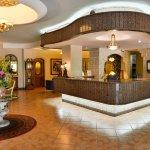 Lobby Hotel Plaza del General