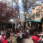 Enjoy Flagstaff's beautiful weather on our patio